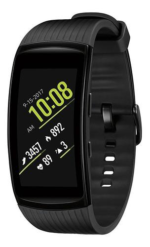 Samsung Gear Fit 2 Pro Fit2 Sm-r365 Galaxy Smartwatch Negro