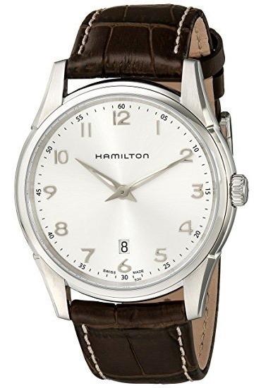 Reloj Hamilton Jazzmaster Buen Estado Con 2 Correas Extra