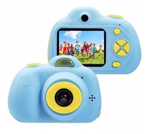 Camara Digital Para Niños Fotos Vídeos Con Juego Incorporado