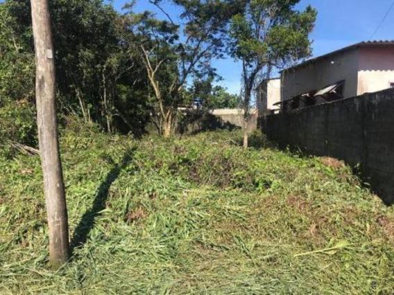 Terreno 50% Murado No Gaivota Em Itanhaém Litoral Sul De Sp