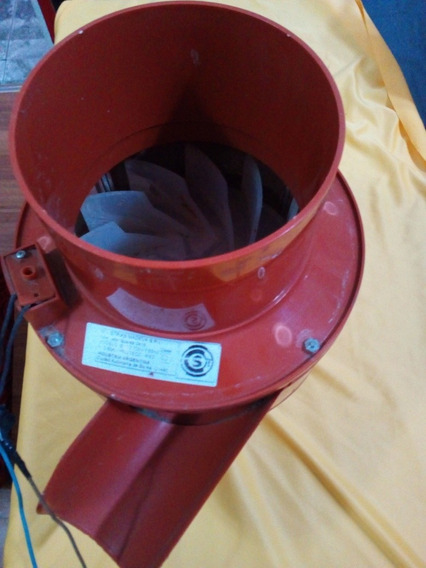 Motor Extractor Exterior Campana Cocina