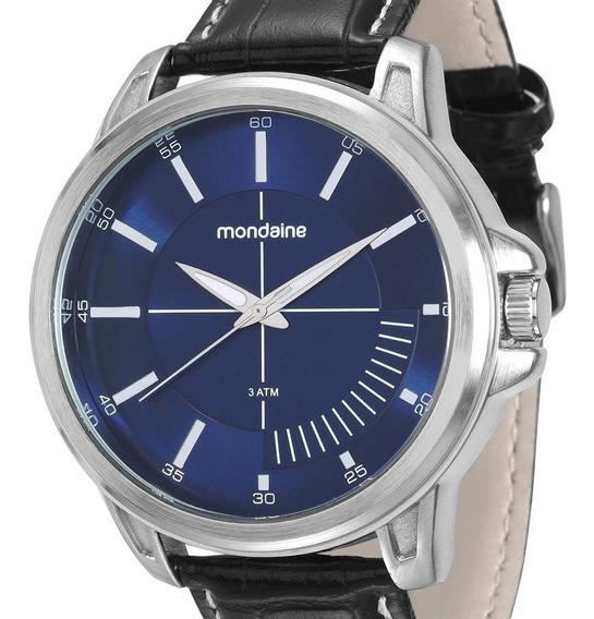 Relógio Mondaine Masculino 83413gpmvds1 Original C/ Nota