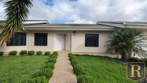 Imagem 1 de 15 de Casa Para Venda Em Guarapuava, Bonsucesso, 3 Dormitórios, 1 Suíte, 2 Banheiros, 6 Vagas - Cs-0081_2-1004250