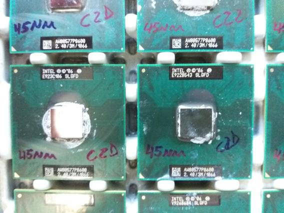 Processador Notebook P8600 Slgfd 2.4ghz/3mb/1066mhz