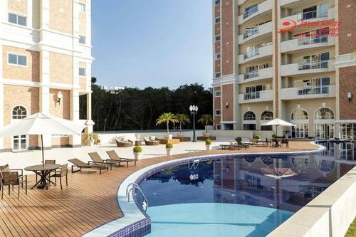 Apartamento À Venda, 179 M² Por R$ 1.399.000,00 - Ecoville - Curitiba/pr - Ap1530