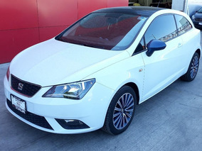 Seat Ibiza Connect 3ptas 2016 Manual Credito Agencia
