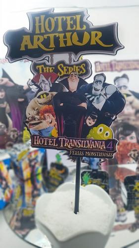 Imagem 1 de 1 de Topo De Bolo Hotel Transilvânia