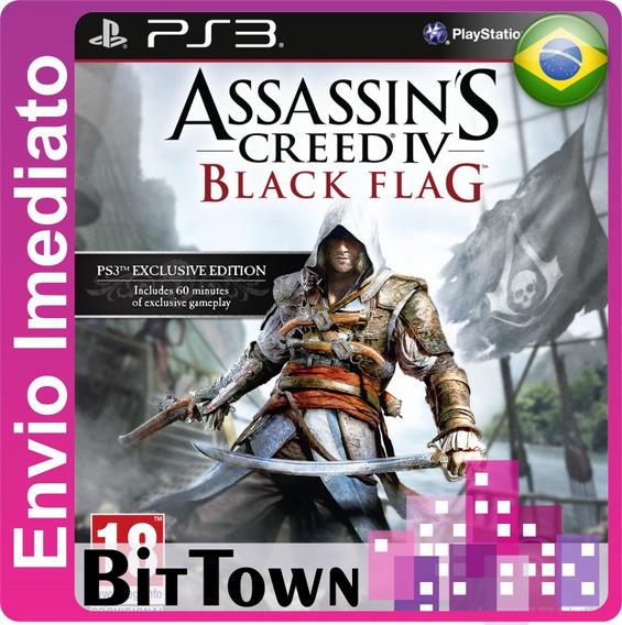 Assassins Creed 4 Iv Black Flag   Dublado   Bittown
