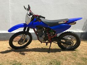 Moto Trilha, Nxr Com Motor De Cbx 200, Ótimo Estado