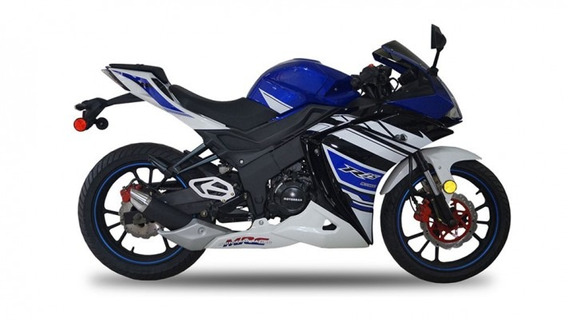 Motorrad Racer 300rr + Casco De Regalo