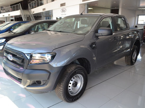 Ford Ranger 2.2 Cd Xl Tdci 4x2 2018 0km // Forcam Mi