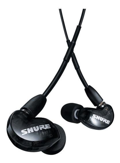 Fone de ouvido sem fio Shure SE215 black