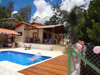 Casa À Venda Em Condomínio Vale Da Santa Fé - Ca004207
