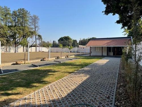 Imagem 1 de 17 de Chácara Com 2 Dormitórios À Venda, 2050 M² Por R$ 580.000,00 - Chácaras Acapulco - Nova Odessa/sp - Ch0031