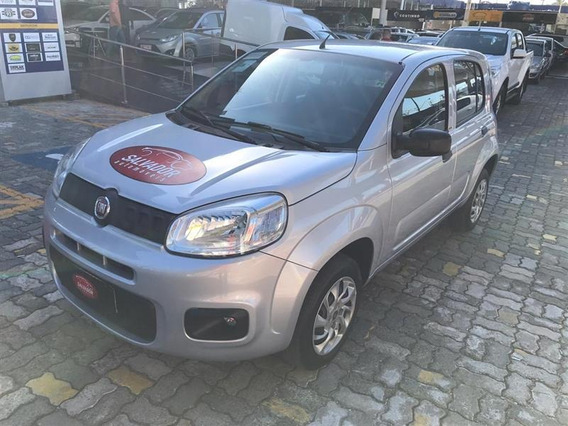 Fiat Uno 1.0 Evo Attractive 8v Flex 4p Manual 2016/2016