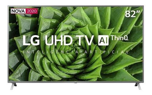 """Tv 82"""" Led LG 4k - Ultra Hd Smart - 82un8000"""