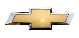 Insignia Logo Moño Dorado Parrilla Chevrolet Corsa 08.09.10