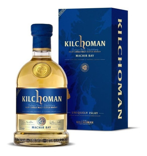 Whisky Single Malt Kilchoman Machir Bay 750ml Origen Escocia