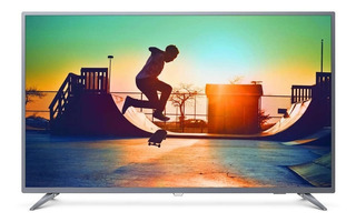 Smart Tv Philips 50 4k Ultra Hd 50pug6513/77 En 18 Cuotas