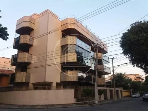 Cobertura Duplex - Jardim Guanabara - Rio De Janeiro