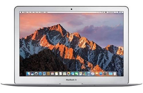 Macbook Air Mqd32bz/a Com Intel Core I5 Dual Core 8gb 128gb