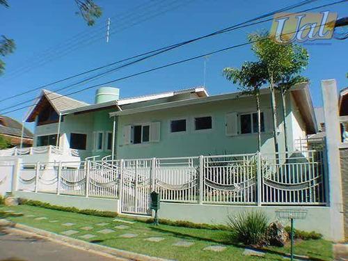 Imagem 1 de 21 de Casa Com 3 Dormitórios À Venda, 460 M² Por R$ 1.750.000,00 - Retiro Das Fontes - Atibaia/sp - Ca0189