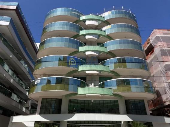 Cobertura Para Venda Em Cabo Frio, Algodoal, 4 Dormitórios, 2 Suítes, 2 Banheiros, 2 Vagas - Cob104_1-1324083
