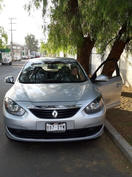 Renault Fluence Autentic Manual