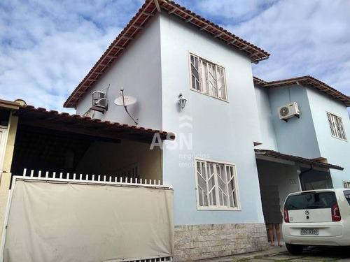 Sobrado Duplex De 02 Quartos Em Condomínio No Recanto, Rio Das Ostras/rj - Ca0384