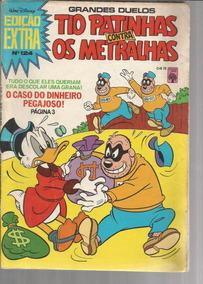 Edicao Extra 124 Tio Patinhas - Abril - Bonellihq Cx08 B19