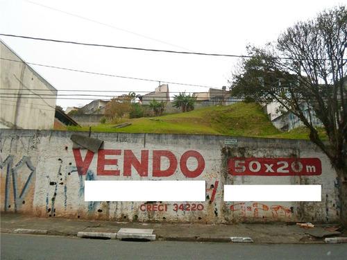 Imagem 1 de 2 de Terreno À Venda, Baeta Neves - São Bernardo Do Campo/sp - 27977