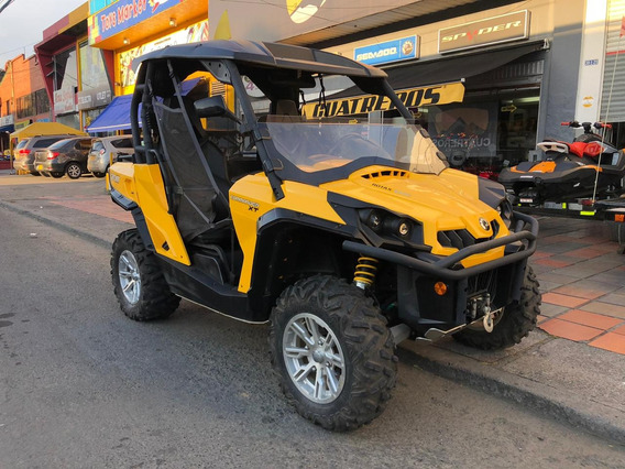 Can Am Commander Xt 1000 - 2 Puestos Impecable