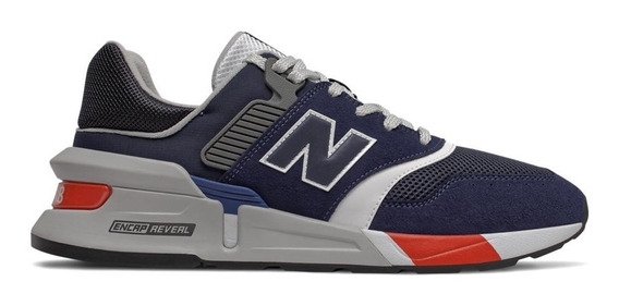 Zapatillas Urbanas Hombre New Balance Ms997 New England