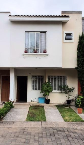Se Vende Casa En Coto Los Almendros, Parques De Santa Cruz, Tlaquepaque, Jal.