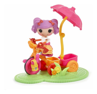 Mini Lalaloopsy Ready ... Set ... ¡juega! - Trike