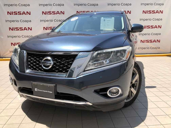 Nissan Pathfinder 2014 3.5 Exclusive Awd Mt
