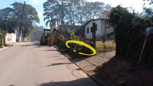 Área À Venda, 1000 M² Por R$ 600.000,00 - Embu Das Artes - Embu Das Artes/sp - Ar0053