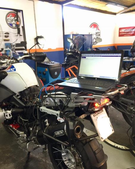 Motos Bmw Gs Servicio, Programación, Escaner Y Mantenimiento