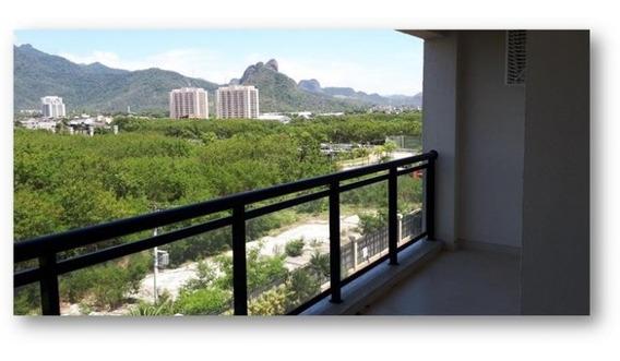 Apartamento Em Barra Da Tijuca, Rio De Janeiro/rj De 86m² 3 Quartos À Venda Por R$ 620.000,00 - Ap149967