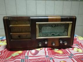 Rádio Valvulado Short-wave