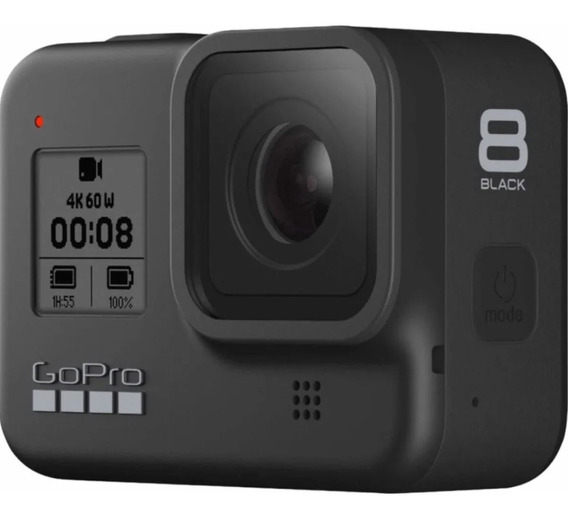 Câmera Digital Gopro Hero 8 Black 12mp Wi-fi 4k Original