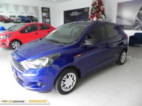 Ford Figo 5p Impulse L4/1.5 Man A/a