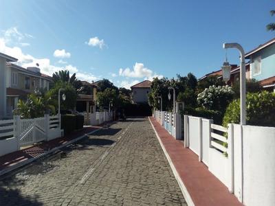 Casa Em Condomínio Residencial Em Lauro De Freitas - Ba, Buraquinho - Ca01363