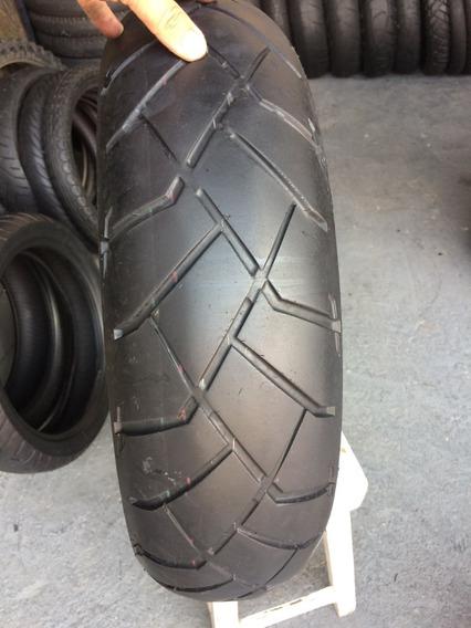 Pneu 160/60/17 Dunlop D209 Usado Xj6 Twister Faser Cb300