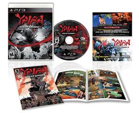 Jogo Yaiba Ninja Gaiden Z Special Edition Ps3 Frete Grátis!