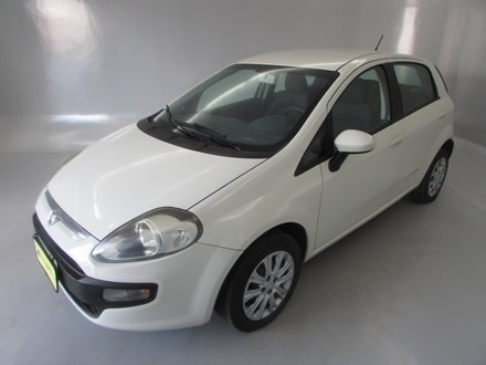 Fiat Punto 1.4 Attractive Flex 5p 2013
