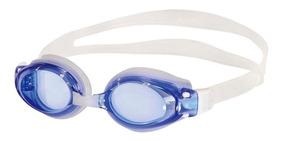 Óculos Para Natação Swans Com Grau Lente Azul