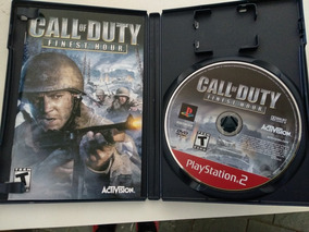Ps2 Call Of Duty 2 Finest Hours Ps2 Com Manual