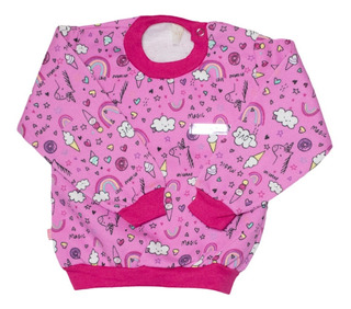 Conjunto De Buzo Y Pantalon Frizado Bebes