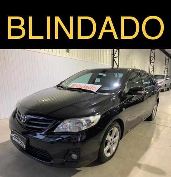 Toyota Corolla 2013 Blindado